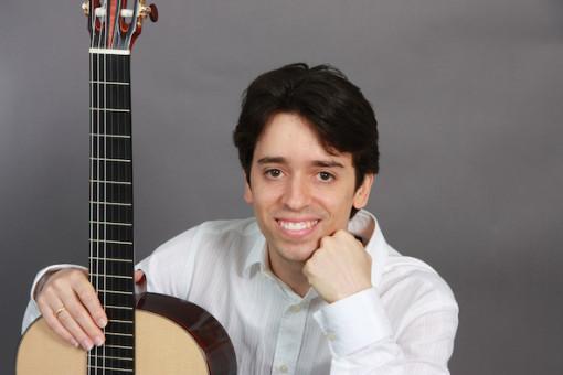 Mateus Dela Fonte fuer musica salutare